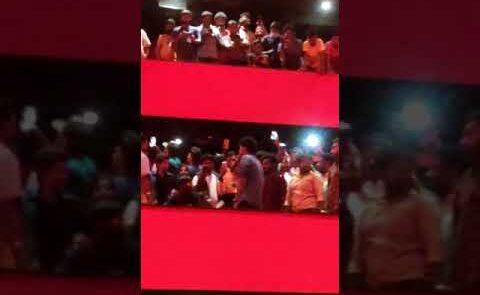 Master 30 days celebration; Lokesh Kanagaraj visits rakki cinemas