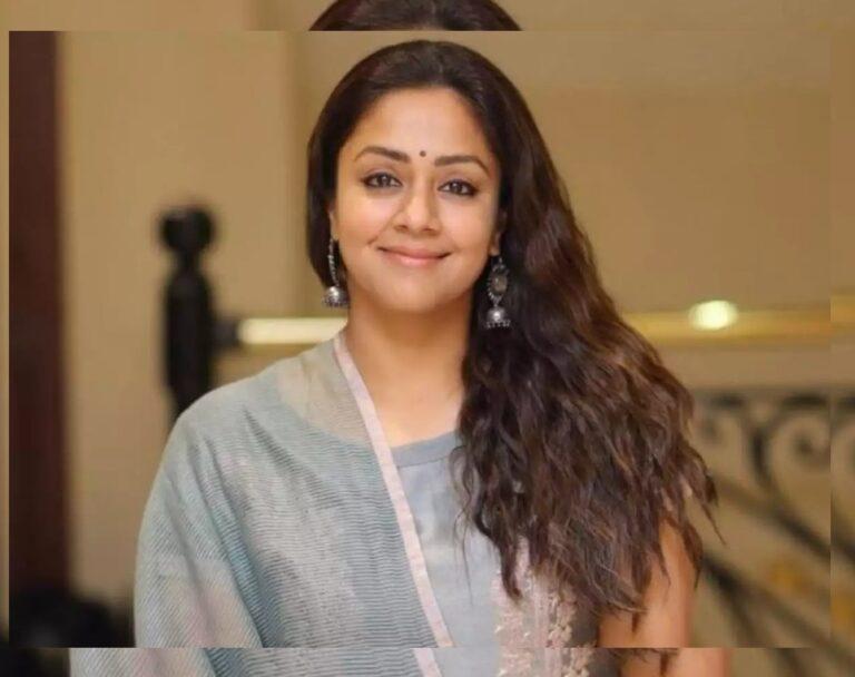 Jyothika: பிரபாஸூக்கு தங்கையாக நடிக்கும் ஜோதிகா!